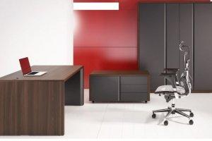 Мебель офисная для руководителя Вегас - Мебельная фабрика «Инволюкс»