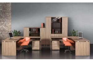 Мебель офисная светлая - Мебельная фабрика «Универсал Мебель»