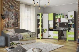 Мебель подростковая Граффити - Мебельная фабрика «Можгинский лесокомбинат»