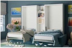 Мебель-трансформер Atom Twin - Мебельная фабрика «SMARTI»