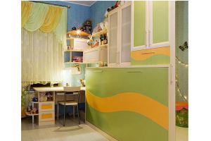 Мебель-трансформер для детской - Мебельная фабрика «Удобна»
