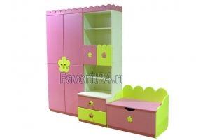 Мебель в детскую - Мебельная фабрика «Фаворит»