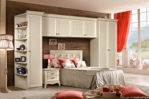 Мебель в детскую Амели - Мебельная фабрика «Ярцево»