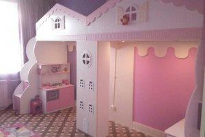 Мебель в детскую для девочки - Мебельная фабрика «Формула уюта»