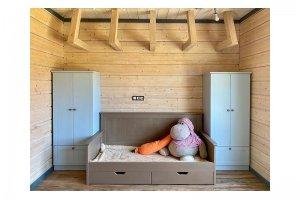 Мебель в детскую из массива сосны - Мебельная фабрика «Массив»