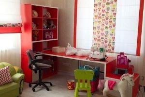 Мебель в детскую комнату для девочки - Мебельная фабрика «Виста»