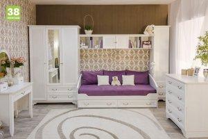 Мебель в детскую комнату Элит - Мебельная фабрика «Люкс-С»