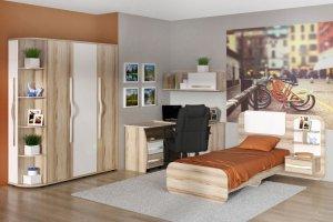 Мебель в детскую Мегаполис - Мебельная фабрика «Радо»