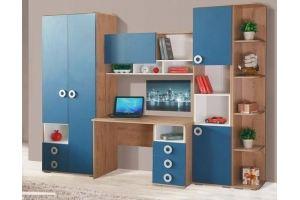 Мебель в детскую Молодежная Космос - Мебельная фабрика «Союз-мебель»