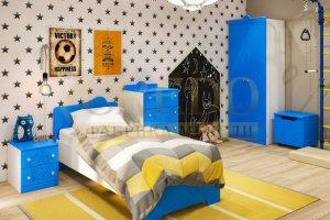 Мебель в детскую Мультик - Мебельная фабрика «Кредо»