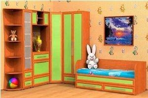 Мебель в детскую Степа - Мебельная фабрика «ЛиО»
