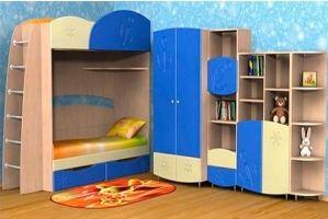 Мебель в детскую Юнга - Мебельная фабрика «ЛиО»