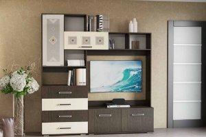 Мебель в гостиную Белла 2.0 - Мебельная фабрика «РиИКМ»