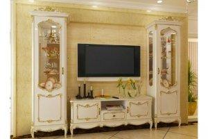 Мебель в гостиную Елизавета - Мебельная фабрика «Сомово-мебель»