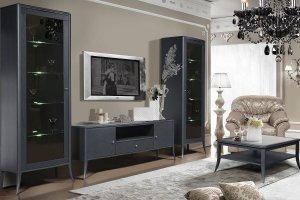 Мебель в гостиную Тиффани - Мебельная фабрика «Пинскдрев»