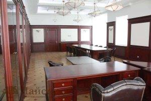 Мебель в кабинет из дерева 2 - Мебельная фабрика «Лайс Wood»