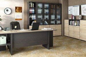 Мебель в кабинет ЛДСП - Мебельная фабрика «Универсал Мебель»