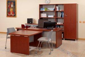 Мебель в кабинет Премьер Люкс - Мебельная фабрика «FUTURA»