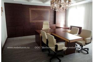 Мебель в кабинет руководителя - Мебельная фабрика «Мебелюкс»