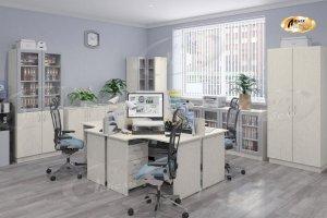 Мебель в офис Логика Норд - Мебельная фабрика «Ладос-мебель»