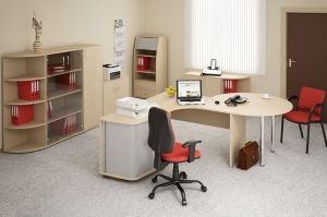 Мебель в офис Рондо - Мебельная фабрика «Инволюкс»