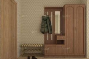 Мебель в прихожую Полька - Мебельная фабрика «НАРУС»