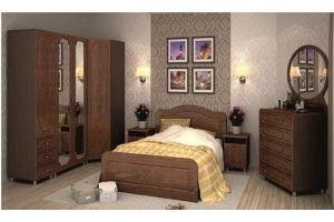 Мебель в спальню Альбика - Мебельная фабрика «Мир Нестандарта»