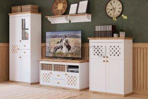 Модульная мебель для гостиной Адеми - Мебельная фабрика «Дэфо»