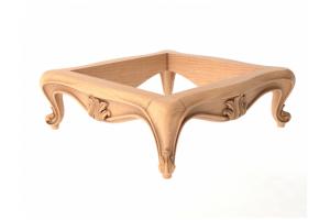 Мебельная ножка Арт.12-022 - Оптовый поставщик комплектующих «Мебельная мастерская Строгановых»