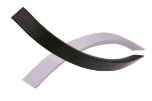 Мебельная ручка 124 - Оптовый поставщик комплектующих «FurnituraTex»