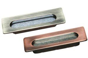 Мебельная ручка 133 - Оптовый поставщик комплектующих «FurnituraTex»