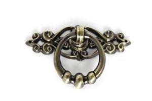 Мебельная ручка Орнамент L3.7025.066.20 - Оптовый поставщик комплектующих «Larvij International»