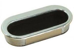 Мебельная ручка  овальная TL 20.10000 - TL 20.10004 - Оптовый поставщик комплектующих «Росакс»