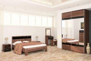 Мебельная спальня 10 - Мебельная фабрика «Мебельный Квартал»