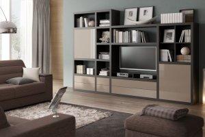 Мебельная стенка Haus - Мебельная фабрика «Sofmann»