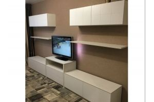 Мебельная стенка в гостиную - Мебельная фабрика «Симбирский шкаф»