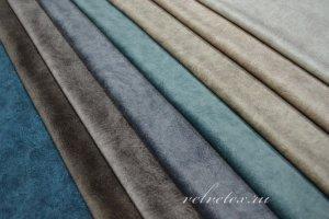 Мебельная ткань Элфи - Оптовый поставщик комплектующих «Velvetex»