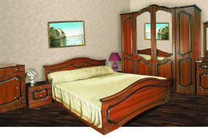 Спальня Анастасия Орех - Мебельная фабрика «Кубань-мебель»