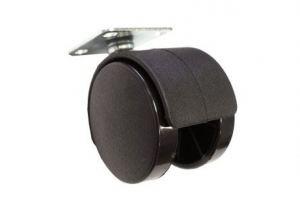 Мебельное колесо N102BL/BL.3 - Оптовый поставщик комплектующих «Партнер»