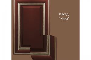 Мебельный фасад Ника - Оптовый поставщик комплектующих «Фирма Клён»
