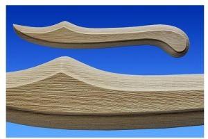 Мебельный декор с покрытием ПВХ 4 - Оптовый поставщик комплектующих «Крона-АС»