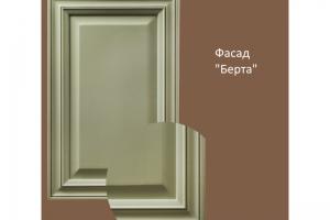 Мебельный фасад Берта - Оптовый поставщик комплектующих «Фирма Клён»