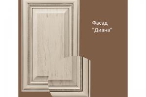 Мебельный фасад Диана - Оптовый поставщик комплектующих «Фирма Клён»