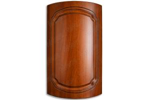 Мебельный фасад радиусный КАРМЕН - Оптовый поставщик комплектующих «Первая Фабрика Фасадов»