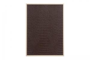 Мебельный фасад Кожа - Оптовый поставщик комплектующих «Фабрика фасадов Пастернак»