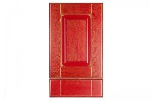 Мебельный фасад Палермо красный - Оптовый поставщик комплектующих «Массив»