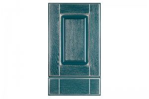 Мебельный фасад Палермо зеленый - Оптовый поставщик комплектующих «Массив»