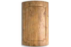 Мебельный фасад радиусный ОСТИН - Оптовый поставщик комплектующих «Первая Фабрика Фасадов»