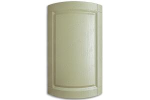 Мебельный фасад радиусный РИНО - Оптовый поставщик комплектующих «Первая Фабрика Фасадов»