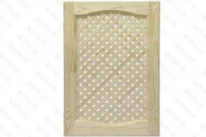 Мебельный фасад Решетка АА - Оптовый поставщик комплектующих «БРУС-ОК»